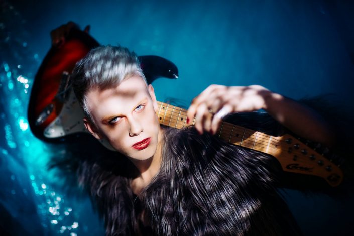 David Bowie Hommage with Lukas K.