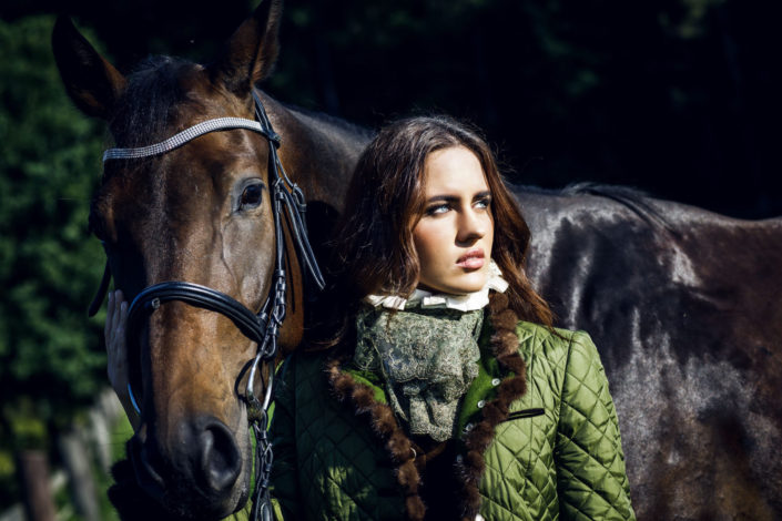 Gaisberger Couture horse and tradition