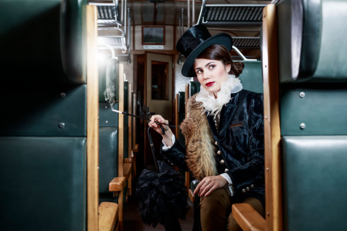 Gaisberger Couture at the station