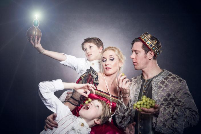 Die Heiden Bauch & Family 2014-02-04