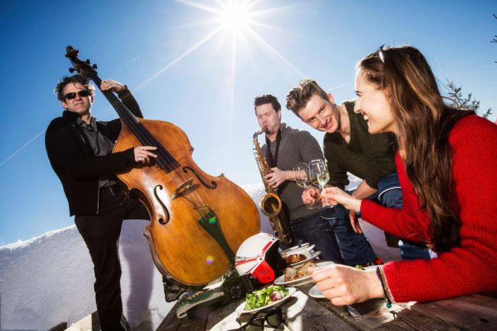 Jazz & Food & Ski 2013-03-01