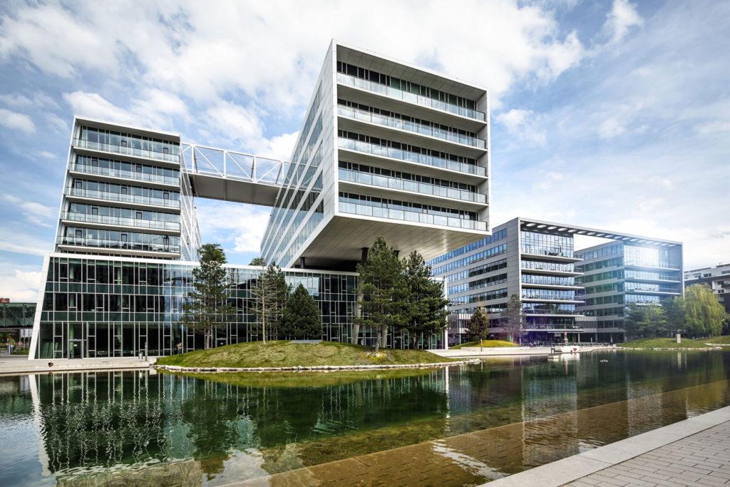 Plus Zwei Vienna architecture