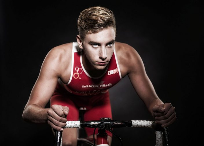 Lukas Kollegger triathlete