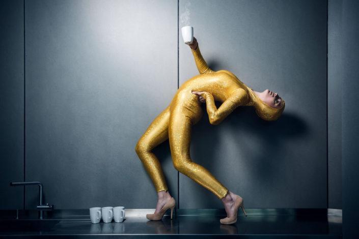Mackh Dancer im Steinhaus