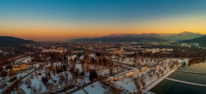 Metnitzstrand Worthersee Ostbucht 2019-01-24