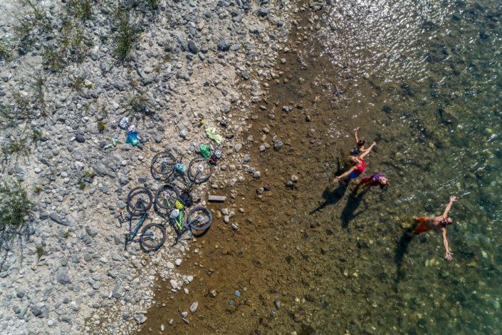 Nassfeld Tourismus Bike Shooting 2018-08-08