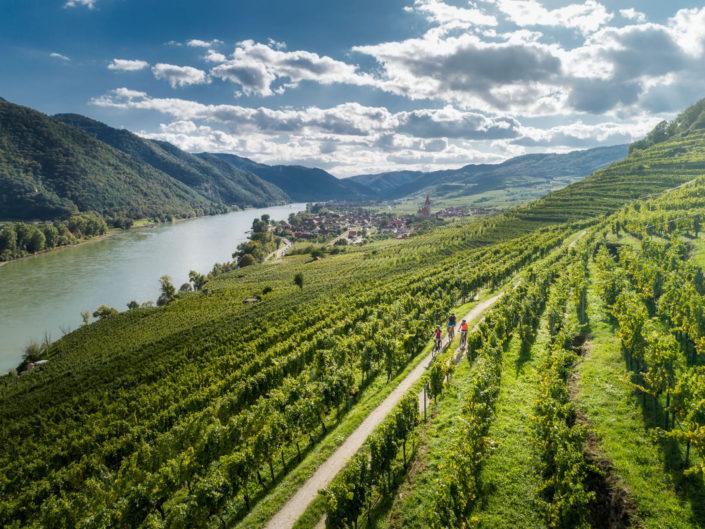 Österreich Werbung Bike Krems und Weissenkirchen 2018-09-25