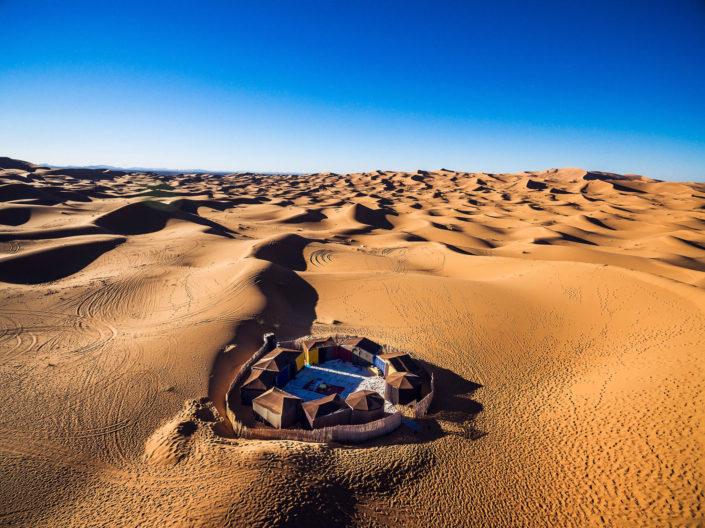 desert of Erg Chebi