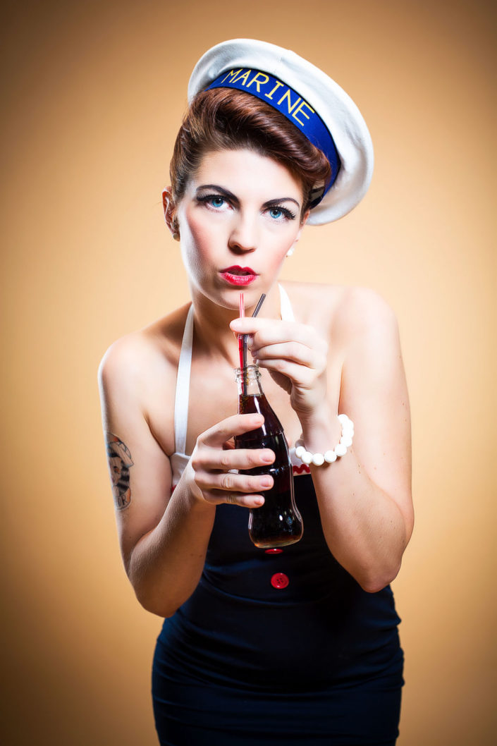 Pin-Up Style with Christine