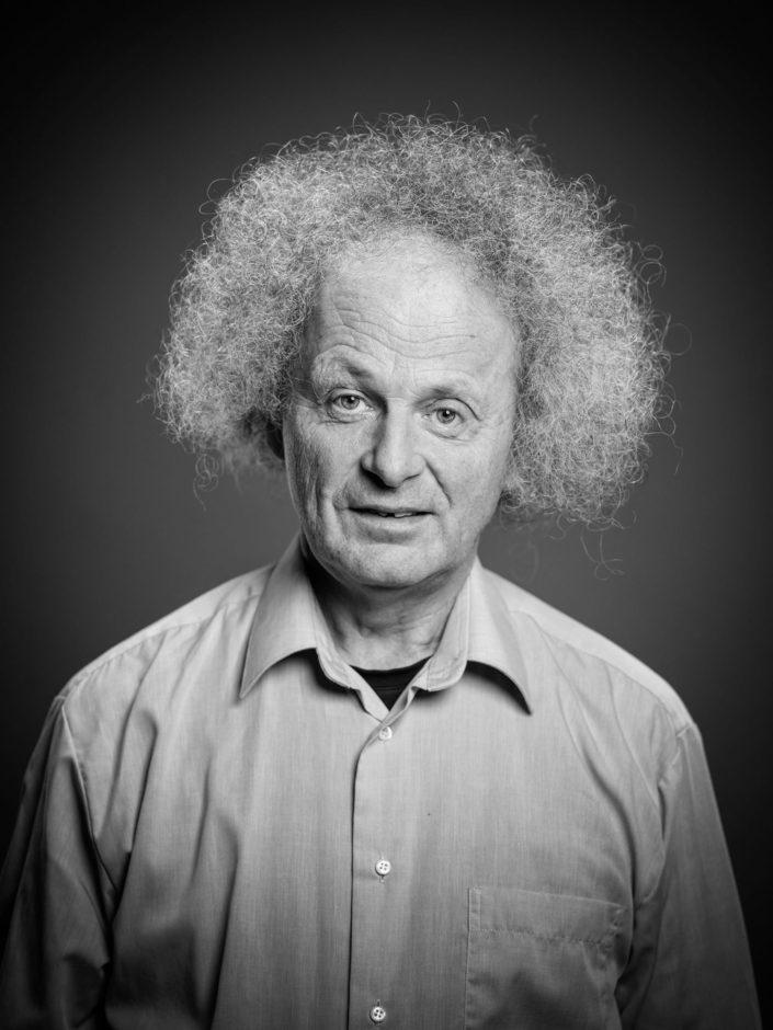 Professor Maximilian Moser