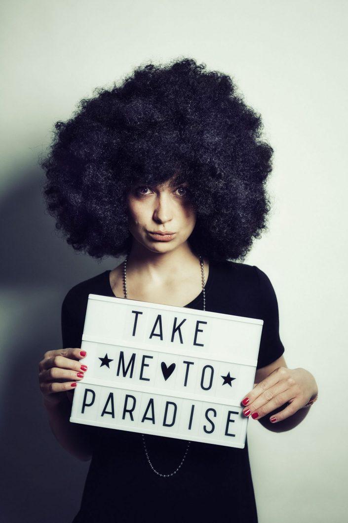 SUESTAR take me to paradise