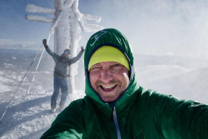 Skitour Falkert 2019-12-25