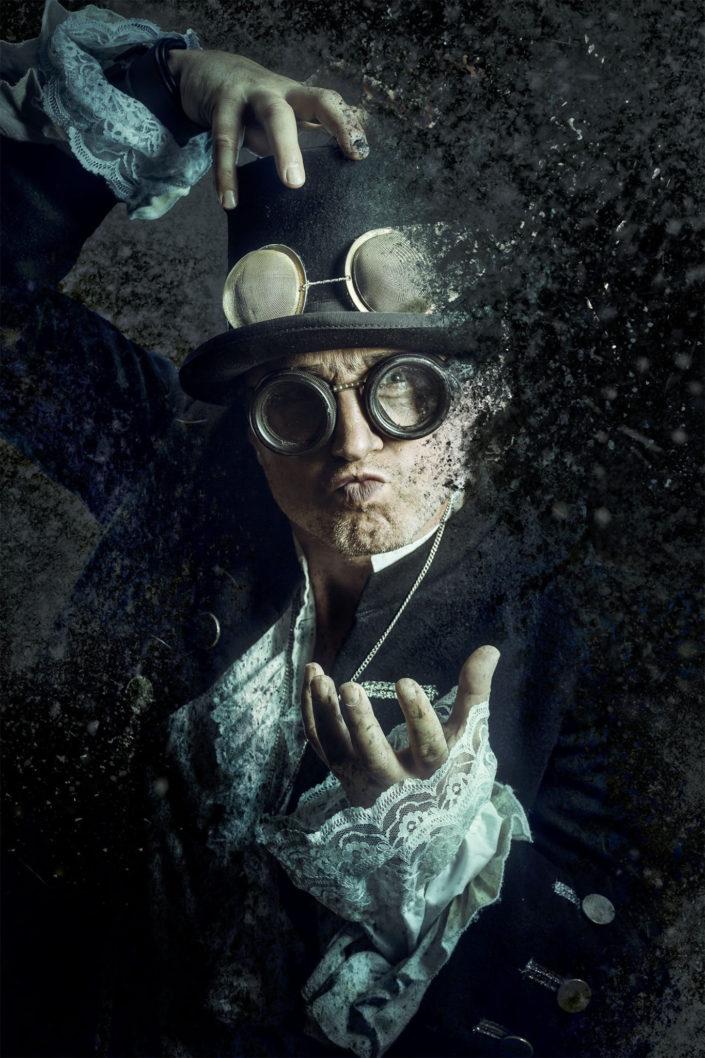 TINE Portrait Steampunk