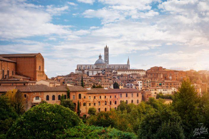 49-fine days-fine friends, Siena