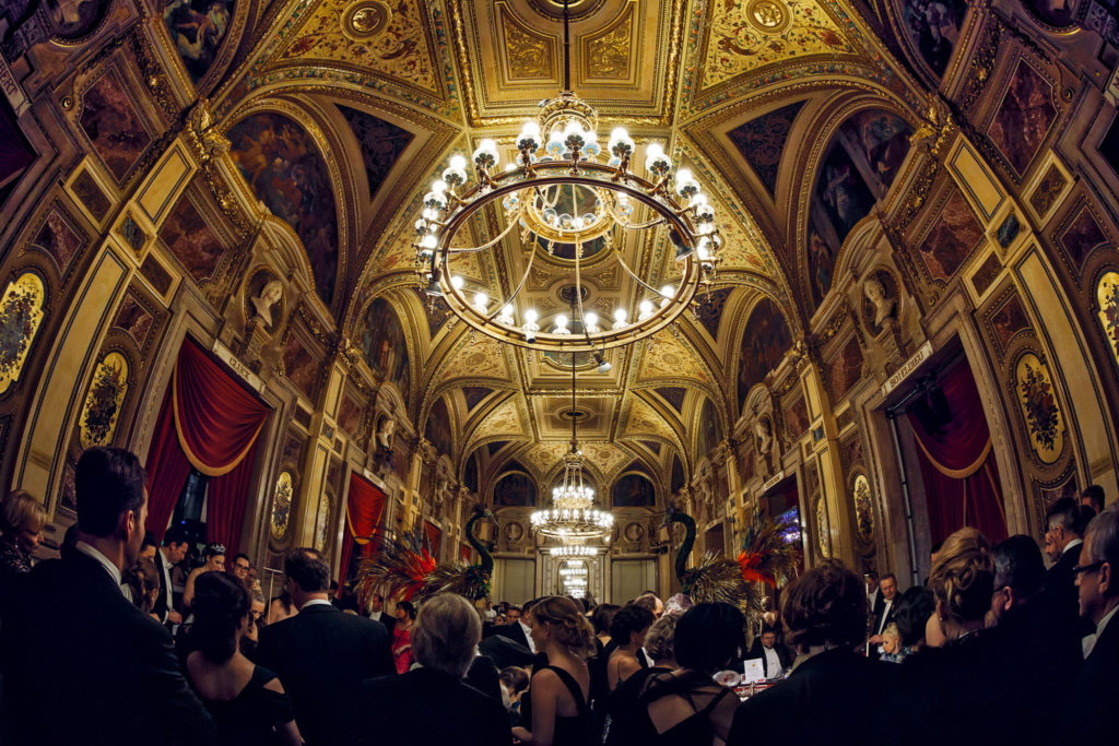 Opera Ball Vienna 2017