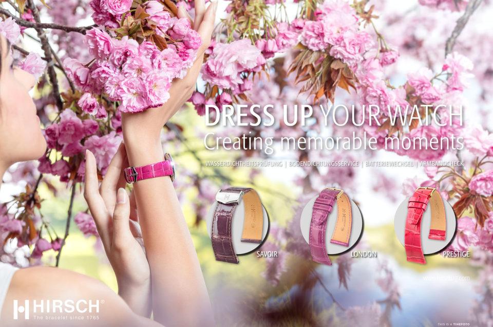 Hirsch bracelets spring 2017