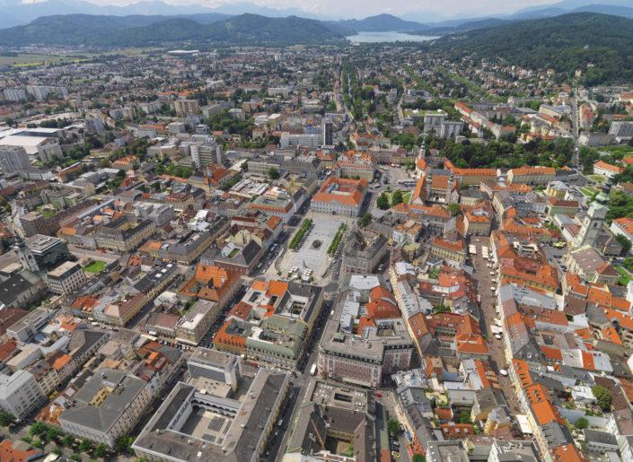 Klagenfurt my Hometown