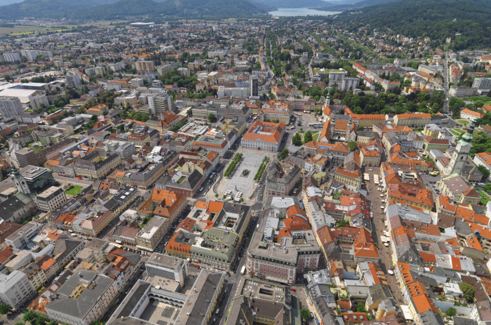 Klagenfurt my Hometown