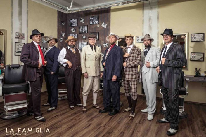 Die ChorHerren going 1930ties 2017-06-07