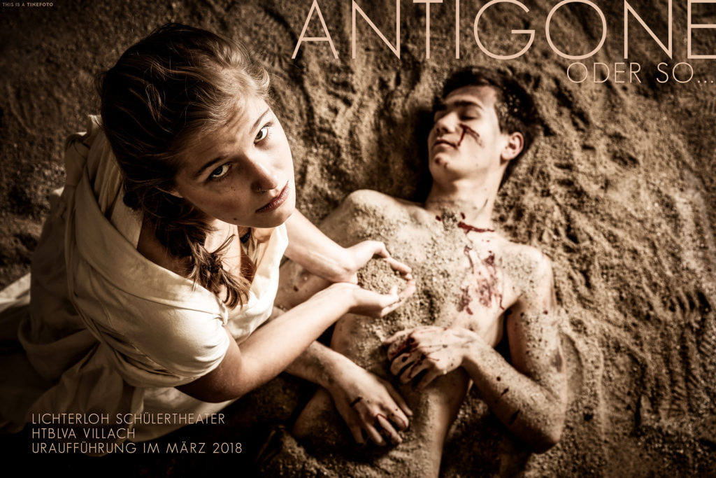 Antigone HTL Schuelertheater 2017-12-07