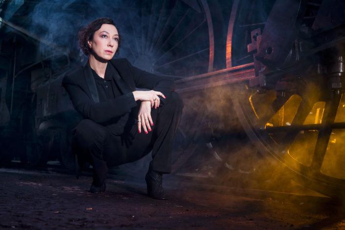 Ursula Strauss Portrait and Steampunk 2019-02-13